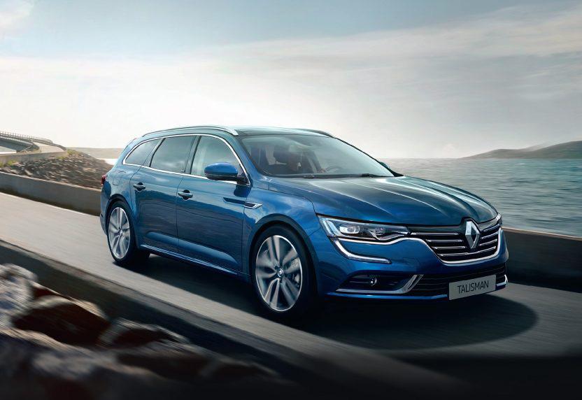 Garage des Alpes - Allevard - Renault Talisman