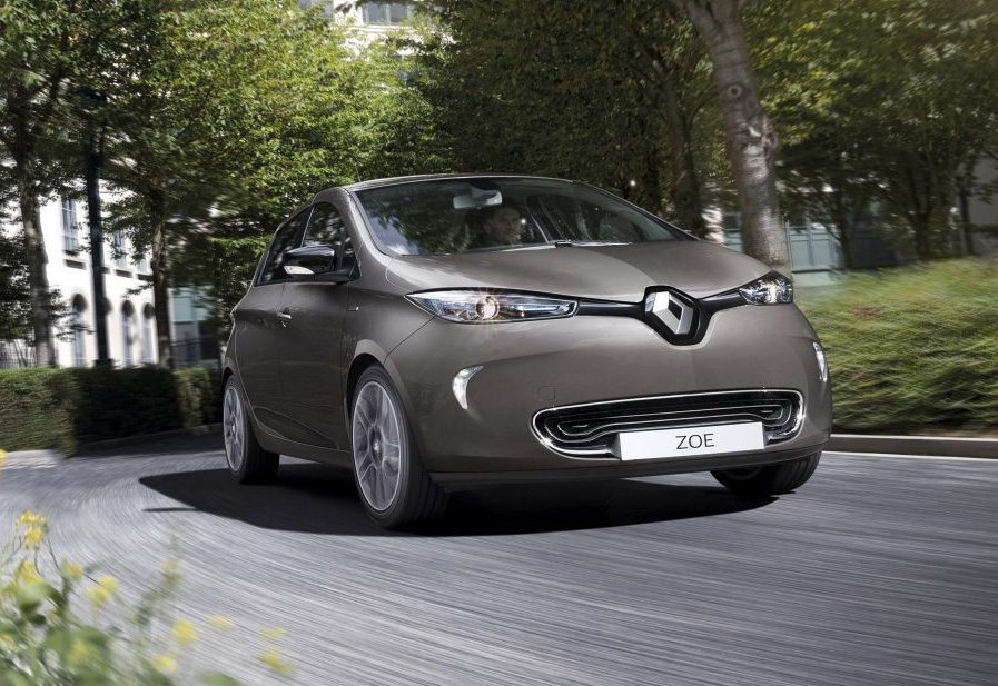 Garage Renault Discini - Zoé